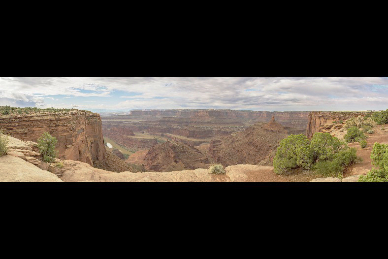 Canyonands - Overlook Panorama