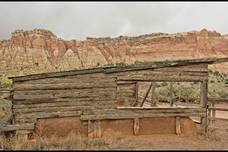 Capitol Reef - Deserted Ranch